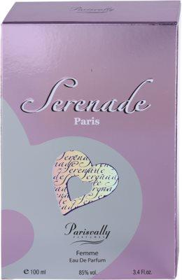 Parisvally Serenade Eau de Parfum für Damen 4