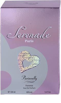 Parisvally Serenade Eau De Parfum pentru femei 4