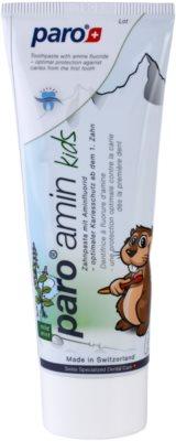 Paro Amin pasta do zębów dla dzieci