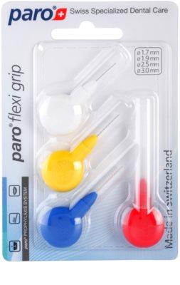 Paro Flexi Grip szczoteczki międzyzębowe 4 szt. mix