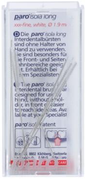 Paro Isola Long szczoteczki międzyzębowe 10 szt.