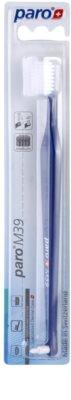 Paro M39 zubní kartáček + jednosvazkový kartáček 2 v 1