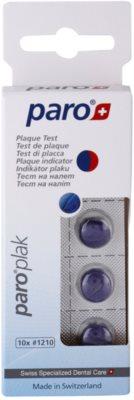 Paro Plak таблетки для індикації зубного нальоту