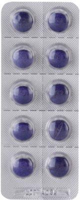 Paro Plak tablety na indikaci zubního plaku 1