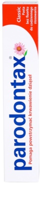 Parodontax Classic zobna pasta proti krvavitvi dlesni brez fluorida 3