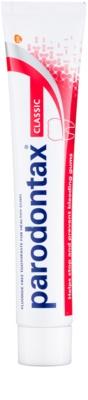 Parodontax Classic pasta dentífrica para detener el sangrado de las encías sin flúor
