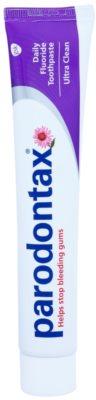 Parodontax Ultra Clean fogkrém  fogínyvérzés és fogágybetegség ellen