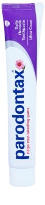 Parodontax Ultra Clean zubní pasta proti krvácení dásní a parodontóze