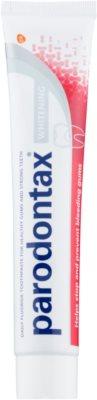 Parodontax Whitening dentífrico branqueador contra sangramento de gengivas