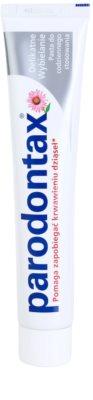 Parodontax Whitening відбілююча зубна паста проти кровоточивості ясен
