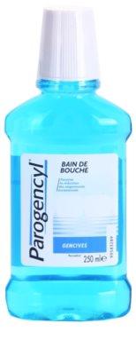 Parogencyl Prevention Gums elixir bucal contra a placa bacteriana e para ter uma gengivas saudáveis