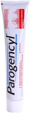 Parogencyl Sensitive Gums zobna pasta proti zobnim oblogam za občutljive zobe