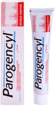 Parogencyl Sensitive Gums zobna pasta proti zobnim oblogam za občutljive zobe 1