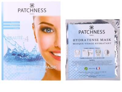 Patchness Beauty intenzivna vlažilna maska 1