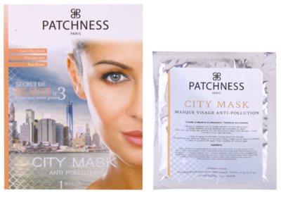 Patchness Beauty máscara antioxidante para rosto 1