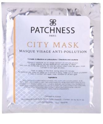 Patchness Beauty máscara antioxidante para rosto 2