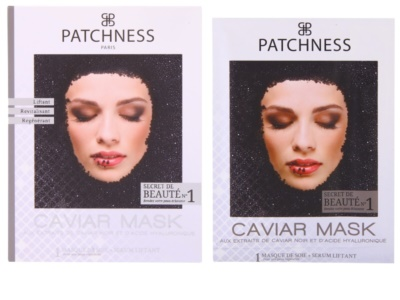 Patchness Luxury masca revitalizanta cu caviar 1