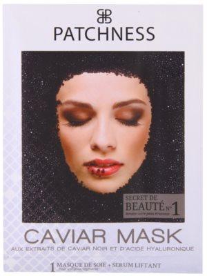 Patchness Luxury Revitalisierende Maske mit Kaviar