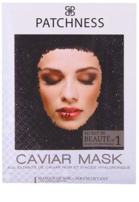 Patchness Luxury revitalizacijska maska s kaviarjem