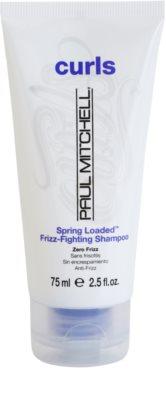 Paul Mitchell Curls šampon pro nepoddajné a krepatějící se vlasy