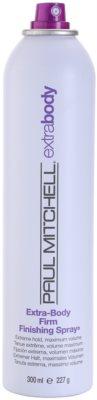 Paul Mitchell ExtraBody extra silný lak pro dlouhotrvající objem 1