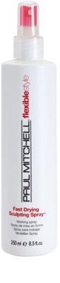 Paul Mitchell Flexiblestyle rychleschnoucí sprej pro finální úpravu