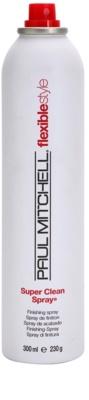 Paul Mitchell Flexiblestyle sprej pro finální úpravu vlasů pro flexibilní zpevnění 1