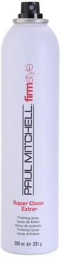 Paul Mitchell FirmStyle lak na vlasy silné zpevnění 1