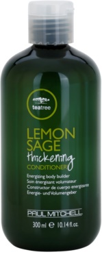 Paul Mitchell Tea Tree Lemon Sage energizující kondicionér pro hustotu vlasů