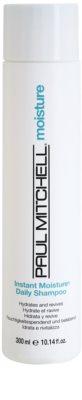 Paul Mitchell Moisture hydratační šampon pro suché a poškozené vlasy