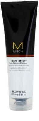 Paul Mitchell Mitch Heavy Hitter hloubkově čisticí šampon