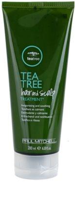 Paul Mitchell Tea Tree zklidňující a hydratační maska na vlasy