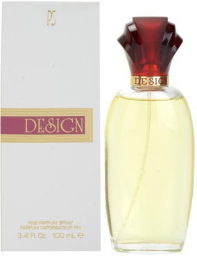 Paul Sebastian Design eau de parfum nőknek