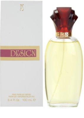 Paul Sebastian Design Eau de Parfum para mulheres