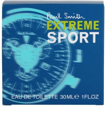 Paul Smith Extreme Sport Eau de Toilette pentru barbati 4