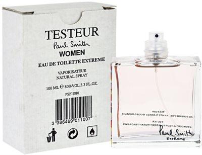 Paul Smith Extreme Woman toaletní voda tester pro ženy