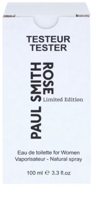 Paul Smith Rose Limited Edition 2014 woda toaletowa tester dla kobiet 1