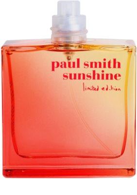 Paul Smith Sunshine For Women 2015 Limited Edition eau de toilette teszter nőknek