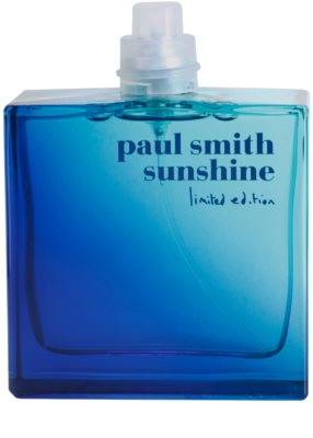 Paul Smith Sunshine For Men Limited Edition 2015 eau de toilette teszter férfiaknak