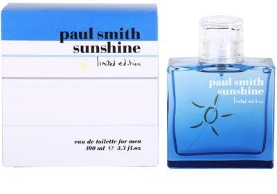 Paul Smith Sunshine Limited Edition 2014 eau de toilette para hombre