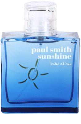 Paul Smith Sunshine Limited Edition 2014 eau de toilette para hombre 2