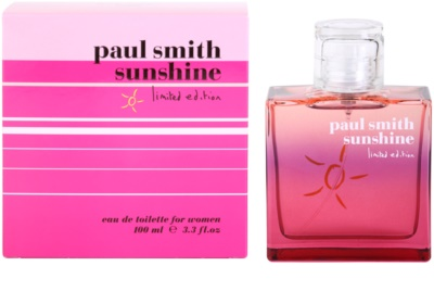 Paul Smith Sunshine Limited Edition 2014 Eau de Toilette für Damen