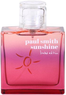 Paul Smith Sunshine Limited Edition 2014 eau de toilette nőknek 2