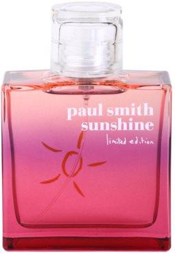 Paul Smith Sunshine Limited Edition 2014 eau de toilette para mujer 2