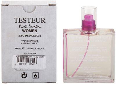 Paul Smith Woman eau de parfum teszter nőknek 1