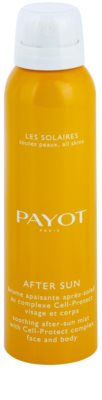 Payot After Sun loção calmante after sun para rosto e corpo