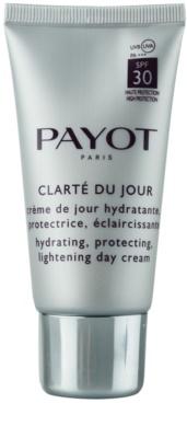 Payot Absolute Pure White hidratant si pentru protectie solara pentru toate tipurile de ten