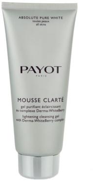 Payot Absolute Pure White čisticí gel pro všechny typy pleti