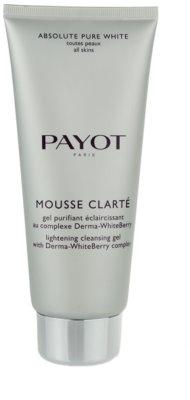 Payot Absolute Pure White Reinigungsgel  für alle Hauttypen