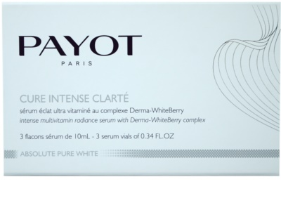 Payot Absolute Pure White intensives Multivitaminserum 2